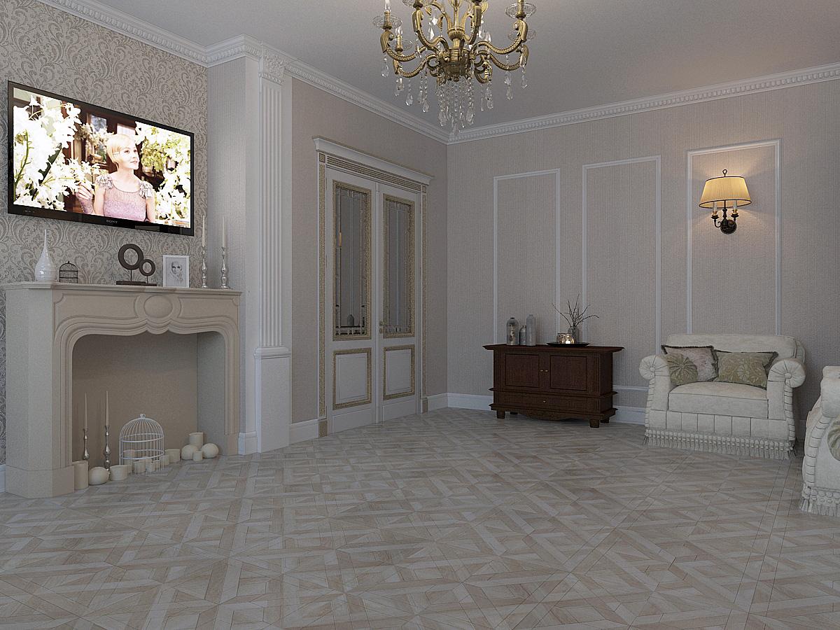 Работа дизайнера Натальи Авсараговой 1.3. Ремонт Вашего Дома — Дизайнерский ремонт по доступной цене!
