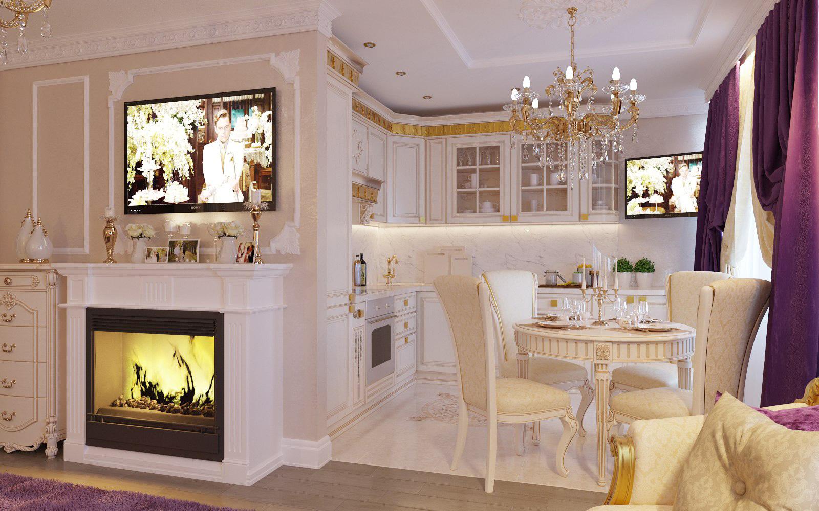 Работа дизайнера Натальи Авсараговой 3.3. Ремонт Вашего Дома — Дизайнерский ремонт по доступной цене!
