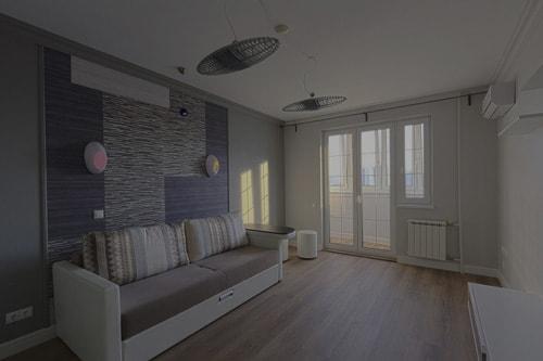 Работа из портфолио 2.1. Ремонт Вашего Дома — Дизайнерский ремонт по доступной цене!