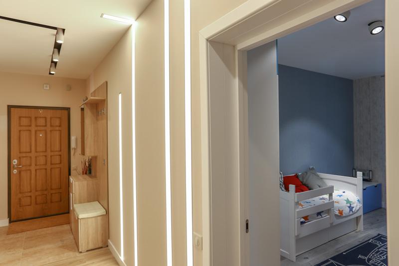 Работа из портфолио 12.03 Ремонт Вашего Дома — Дизайнерский ремонт по доступной цене!