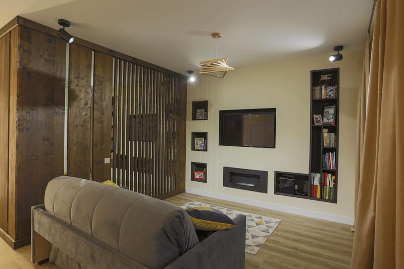 Работа из портфолио 12.06 Ремонт Вашего Дома — Дизайнерский ремонт по доступной цене!