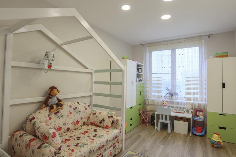 Работа из портфолио 12.08 Ремонт Вашего Дома — Дизайнерский ремонт по доступной цене!