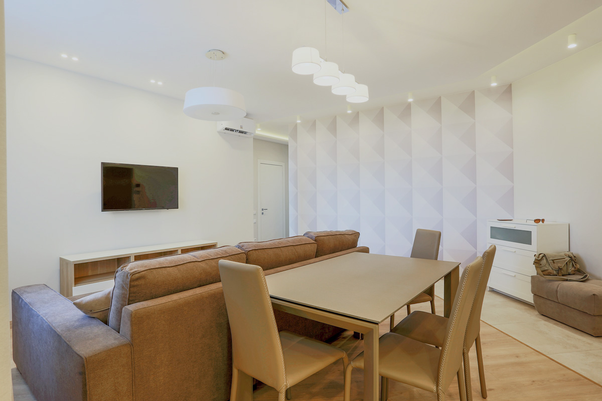 Работа из портфолио 14.5 Ремонт Вашего Дома — Дизайнерский ремонт по доступной цене!
