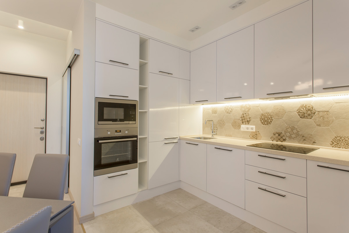 Работа из портфолио 14.7 Ремонт Вашего Дома — Дизайнерский ремонт по доступной цене!