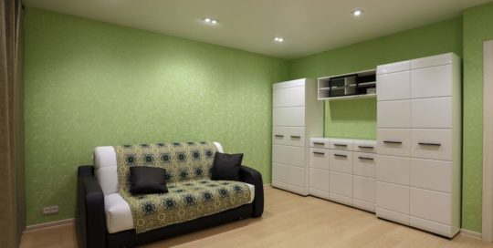 Работа из портфолио 15.2 Ремонт Вашего Дома — Дизайнерский ремонт по доступной цене!