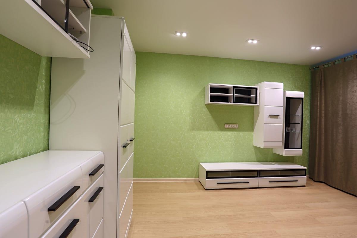 Работа из портфолио 15.3 Ремонт Вашего Дома — Дизайнерский ремонт по доступной цене!